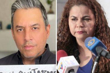 """¡SE DEFENDIÓ! """"Pueden quitarme el pasaporte, pero nunca mi nacionalidad"""": Daniel Sarcos se las cantó a Iris Varelas tras osadas amenazas (+Video)"""
