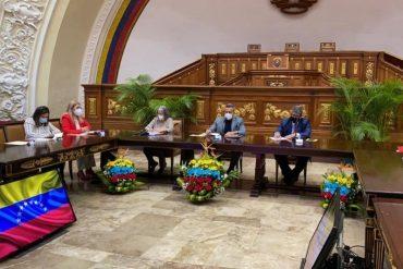 """¡SÍ, LUIS! Chavismo y oposición disidente avanzan en su desespero por renovar el CNE otra vez: """"Buscamos recuperar la confianza"""" (+Videos)"""