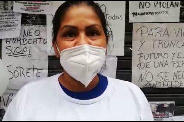 """¡SEPA! Madre de venezolana abusada en Argentina contó que su hija celebró que el acusado fuera encarcelado: """"Hoy sonrió. Le dio gracias a Dios"""" (+Video)"""
