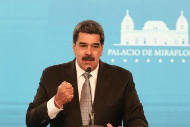 ¡ENTÉRESE! Maduro ordenó reforzar protocolos de tratamientos por variante brasileña de covid-19 detectada en Venezuela: pide que sean agresivos (+Video)