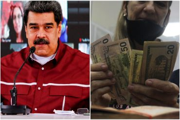 """¡IMPORTANTE! Maduro autorizó cuentas en divisas convertibles para que """"cualquier persona"""" pueda abrir una: servirán para recibir remesas (+Video)"""