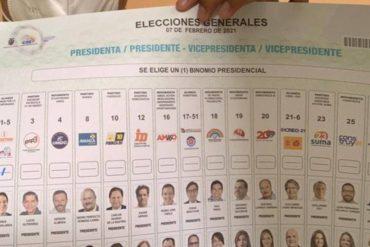 ¡SEPA! Sondeos a boca de urna proyectan segunda vuelta en Ecuador: El candidato de Correa se habría impuesto en esta primera etapa