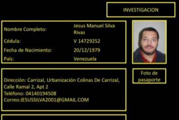 ¡ÚLTIMA HORA! Tarek William Saab ordenó la detención del abogado chavista Jesús Silva por violencia física y psicológica a su pareja (+Orden de captura)