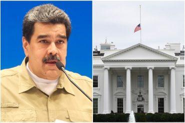 ¡IMPORTANTE! Funcionarios de la Casa Blanca afirmaron que Biden coordina con la comunidad internacional incrementar presión sobre Maduro