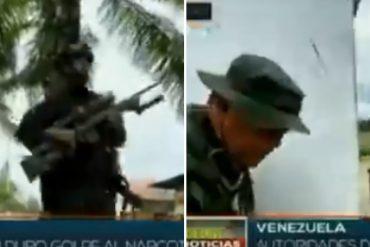 ¡VEA! Reportaje de TeleSUR reveló que batallón militar en Apure fue atacado mientras estaban fiscales y defensores (se lo tenían calladito) (+Video)