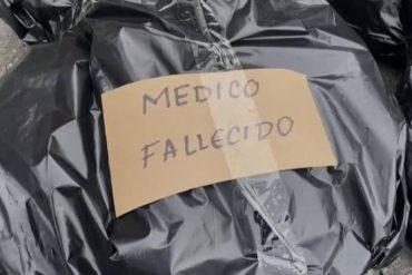 ¡HECHO EN SOCIALISMO! Venezuela es el país con más muertes de trabajadores sanitarios de Latinoamérica por falta de vacunas y de equipos de bioseguridad