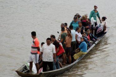 ¡SÉPALO! Una comisión internacional visita la frontera colombo-venezolana tras enfrentamiento armado en Apure