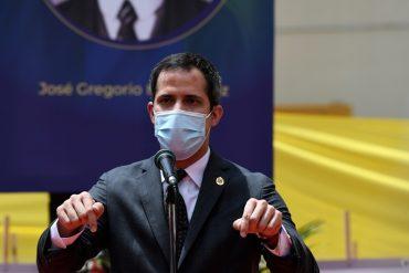 ¡FIRME! «La AN va a insistir para que entren las vacunas al país»: La enfática promesa de Juan Guaidó