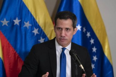 ¡EN DETALLE! Bloomberg destaca que Guaidó planea hacer el mayor retiro único de fondos congelados en el extranjero (+Para qué se utilizará el dinero)