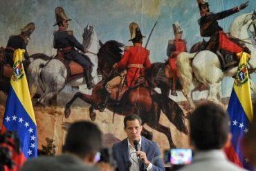 """¡ENTÉRESE! """"Estamos proponiendo una ruta factible"""": Guaidó designará esta semana la delegación que lo representará en la negociación con Maduro"""