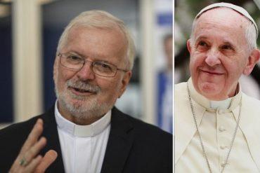 ¡SEPA! Monseñor Aldo Giordano fue nombrado nuncio ante la Unión Europea por el papa Francisco: fue representante del sumo pontífice en Venezuela (+Datos y perfil)