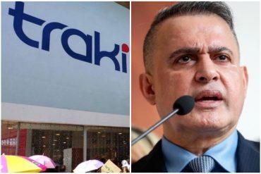 """¿QUÉ TAL? Tarek William Saab anunció imputación de 5 trabajadores de Traki por """"ser responsables de maltratos y vejaciones"""" contra un adolescente"""