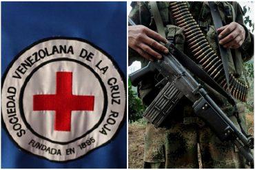 ¡ATENCIÓN! Las FARC pidió a la Cruz Roja Internacional interceder para establecer protocolos y mecanismos para la entrega de militares secuestrados