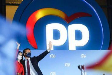 """¡LO ACTUAL! """"La libertad ha triunfado nuevamente en Madrid"""": Díaz Ayuso ganó de forma rotunda y obtuvo más escaños que todos los partidos de izquierda juntos (+Videos)"""