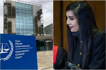 """¡CUÁNTO DESESPERO! Parlamento chavista designó a la sancionada Gladys Gutiérrez como """"embajadora"""" de Venezuela ante la Corte Penal Internacional"""